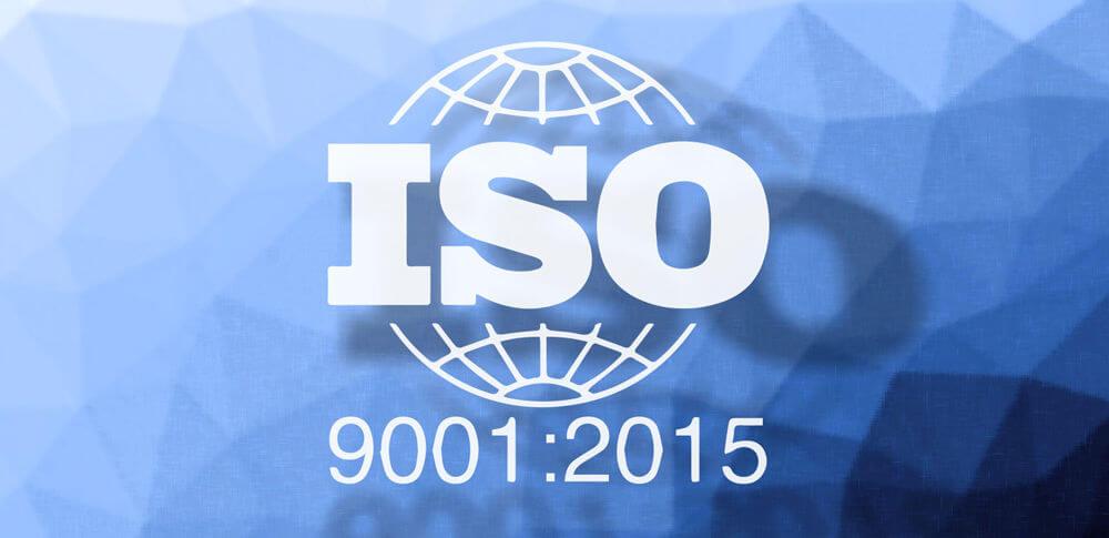 Алгоритм создания системы управления согласно стандарту ИСО 9001:2015