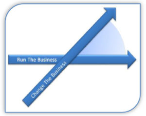 Run the Business (RTB) and Change the Business