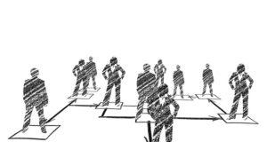 проектирование и оптимизация организационной структуры