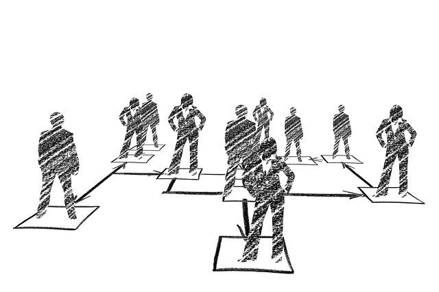 Как использовать оргструктуры для изменения организационных структур