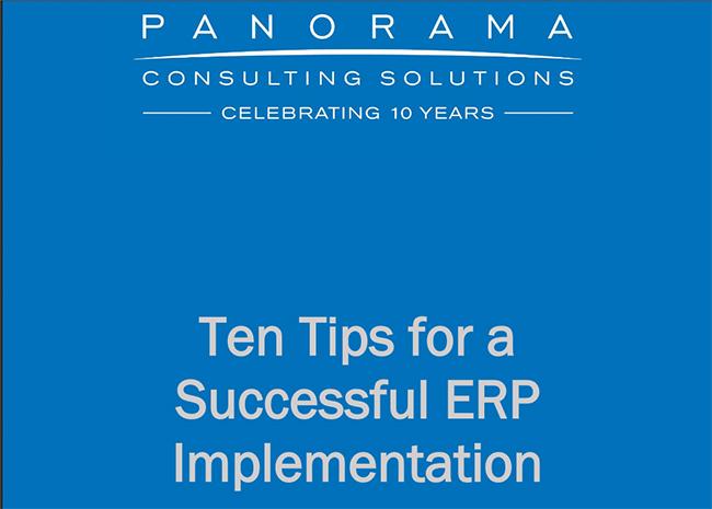 Десять советов для успешных ERP-внедрений