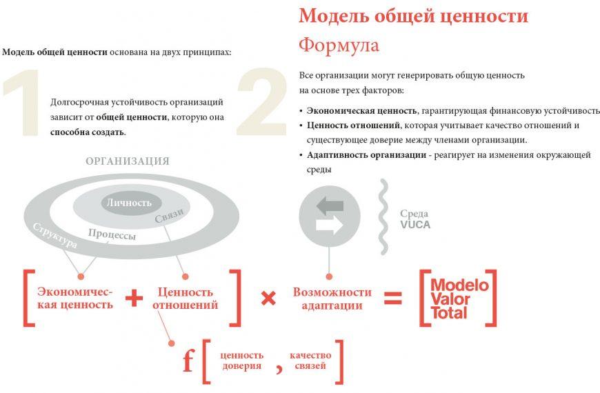 Общая ценность организации (Solo Consultores)